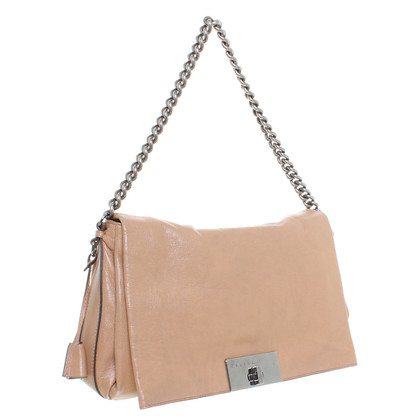 Céline leder tas Brown