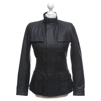 Belstaff Leather jacket in black