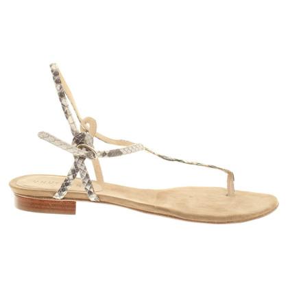 Unützer Leather sandals