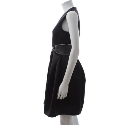 Alexander McQueen Gedetailleerde jurk