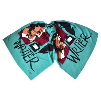 Burberry Prorsum écharpe en cachemire avec motif