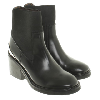"""Acne """"Dion"""" in black boots"""