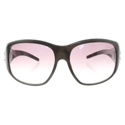 Roberto Cavalli Sunglasses in black