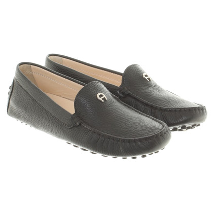 Aigner Leather loafers