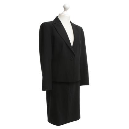 Armani Collezioni 2-piece kostuum zwart