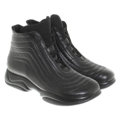 Pollini Sneakers in black