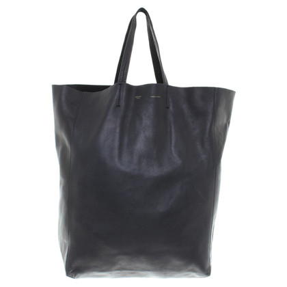 Céline Tote Bag in Schwarz