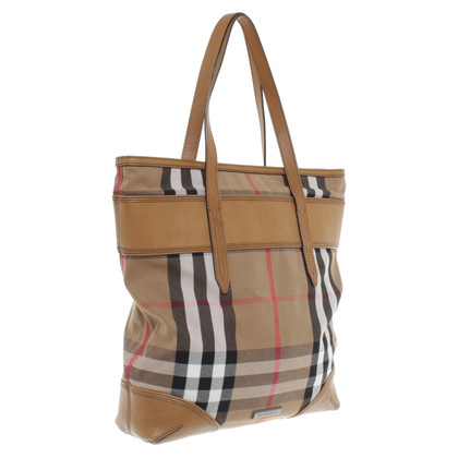 Burberry Tote bag pattern