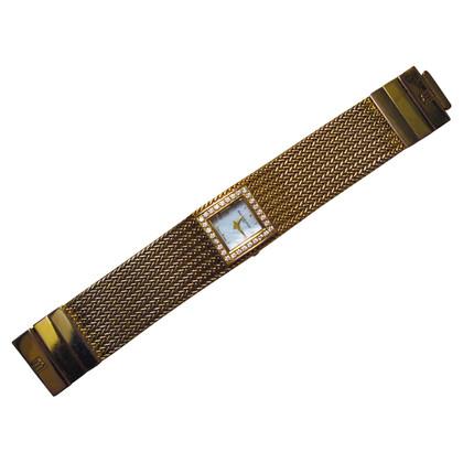 Balenciaga Placcato orologio d'oro Balenciaga