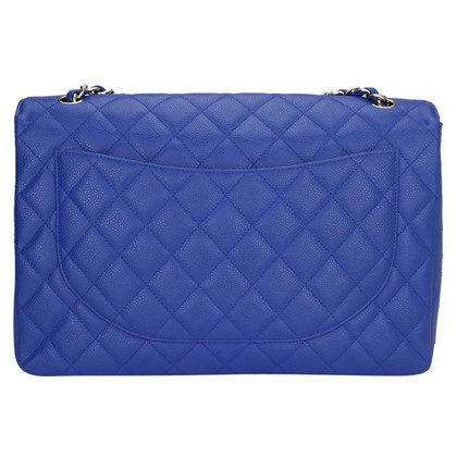 "Chanel ""Maxi Flap Bag"" van kaviaar leder"