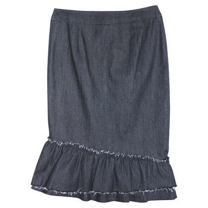 Max & Co Denim rok in zwart