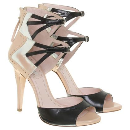 Miu Miu Multicolored sandals