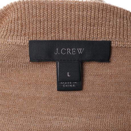 Wolle Ocker Crew Pullover J J Crew Merino aus PRwT8qY