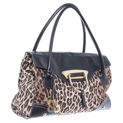 Dolce & Gabbana Handbag with animal design