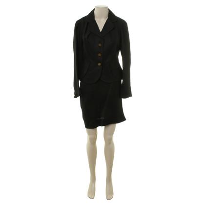 Vivienne Westwood Kostuum gemaakt van linnen