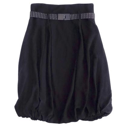 Pinko Balloon skirt with glitter belt