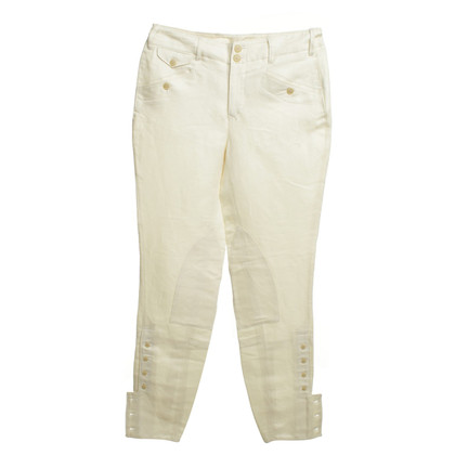 Ralph Lauren jodhpurs color crema