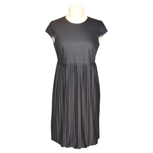 3e1dfb80c3a Strenesse Cocktail dress with plissée - Second Hand Strenesse ...