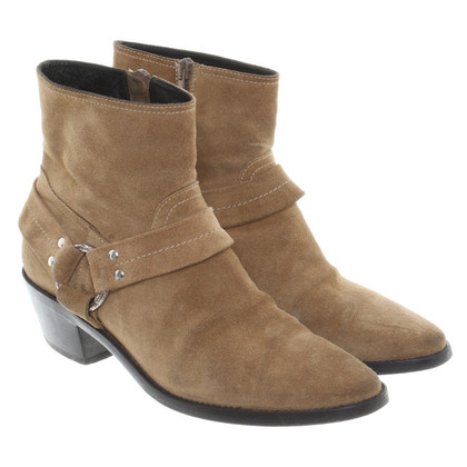 Golden Goose Ankle boots in Brown