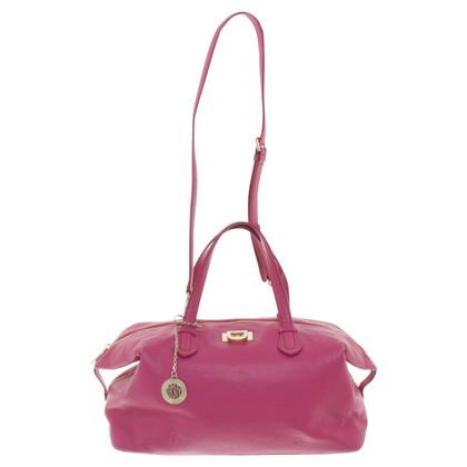 DKNY Handtasche in Pink