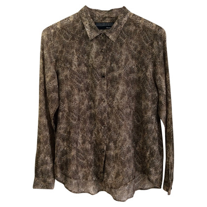 The Kooples Camicia con stampa animalier