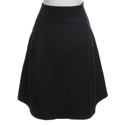 Philosophy di Alberta Ferretti skirt in black