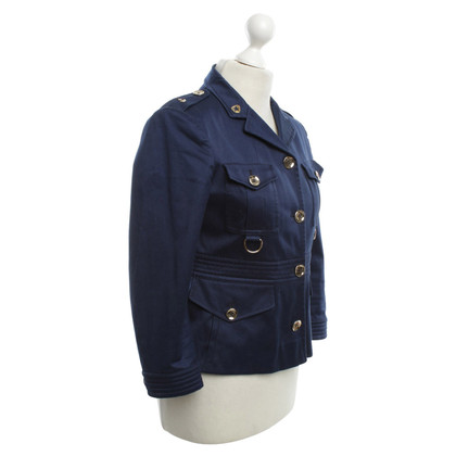 Gucci Jacket in Royal Blue