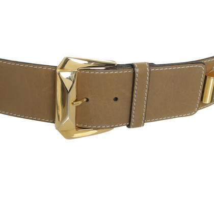 Escada Belt light olive green