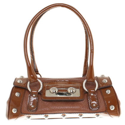 Dolce & Gabbana Handtas in bruin