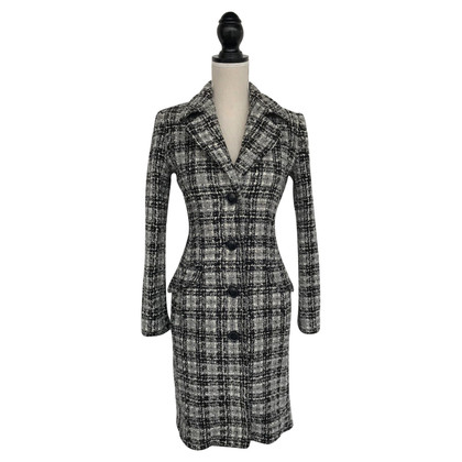 Hugo Boss Coat with checked pattern