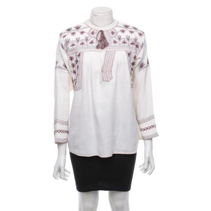 Isabel Marant Etoile Tunic with embroidery