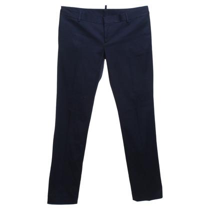 Dsquared2 Pantaloni a Navy