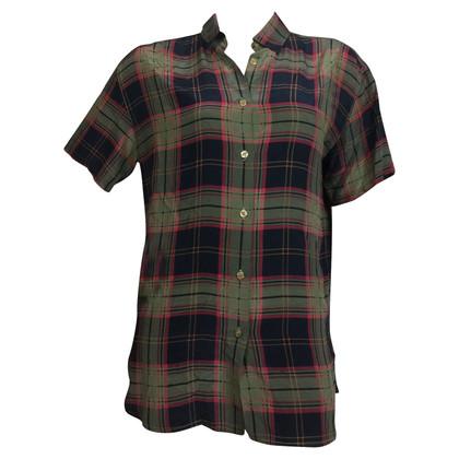 Armani silk blouse