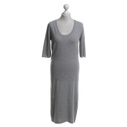 Andere merken Haver Cashmere - jurk in grijs