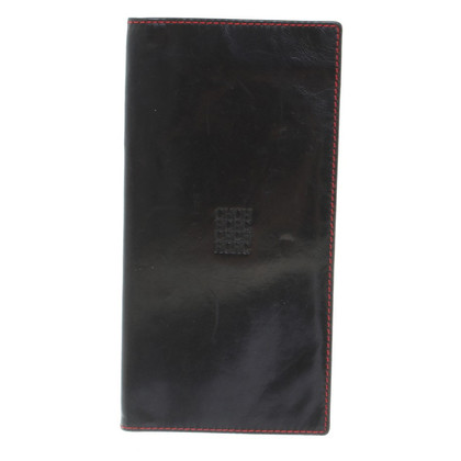 Carolina Herrera Credit card holder in leather