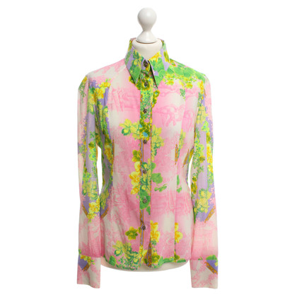 Versace Blouse with print