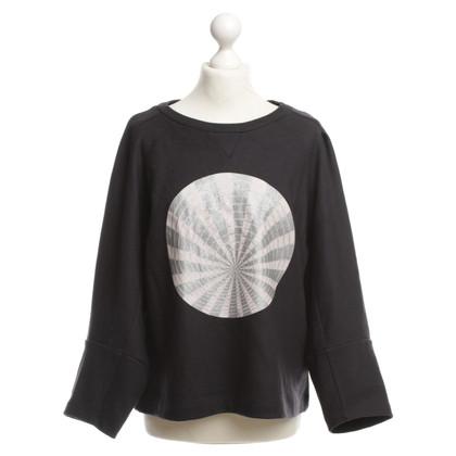 Dries van Noten Slak shell-print trui