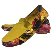 Alexander McQueen moccasins
