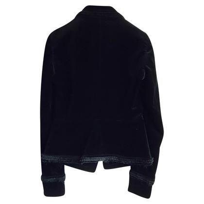 Chanel giacca nera