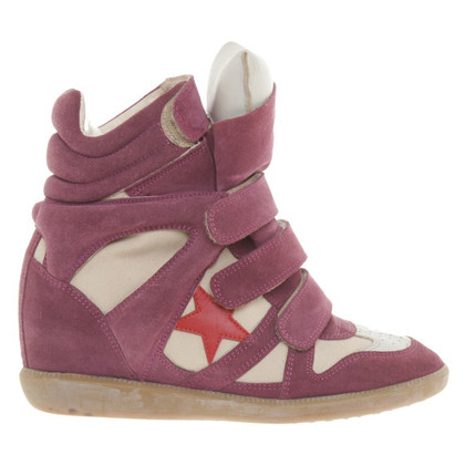 Isabel Marant Sneakers with wedge heel