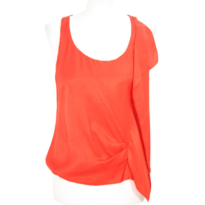 Karen Millen top in red