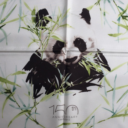 Chopard Silk scarf Panda bear Edition