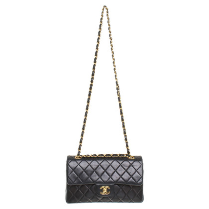 """Chanel """"Classic Double Flap Bag"""" made of calfskin"""