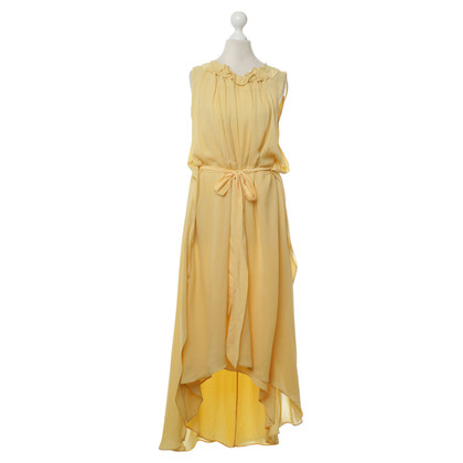 Kaviar Gauche Dress in yellow