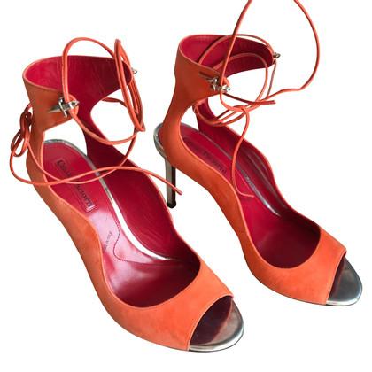 Cesare Paciotti Sandals in orange