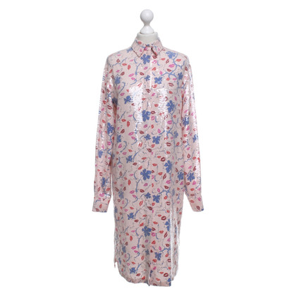 Emilio Pucci Shirt dress with sequins