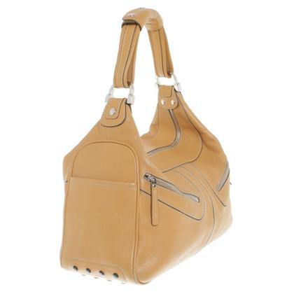 Tod's Handbag in mustard yellow