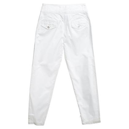 D&G Broek in White