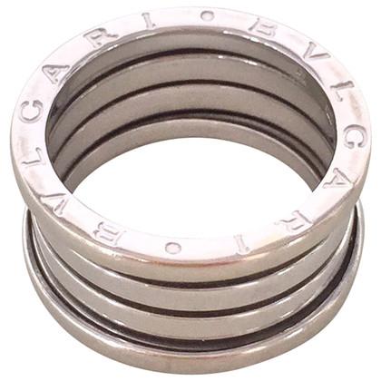 """Bulgari """"B zero 1"""" anello in oro bianco"""