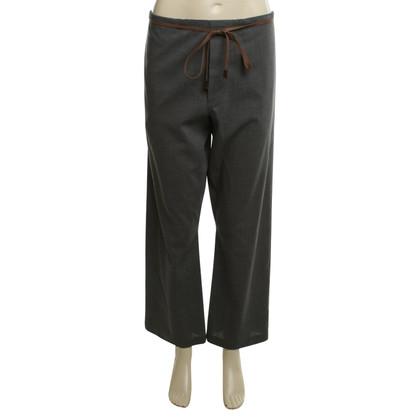 Brunello Cucinelli Pants in gray